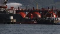 KIYI EMNİYETİ - LPG Tankerindeki Yangında Yaralı Sayısı 9'A Çıktı