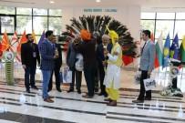 MUSTAFA HAKAN GÜVENÇER - Mesir Festivaline Katılan Ülkelere Hediye Töreni