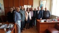 MAKINE MÜHENDISLERI ODASı - Milletvekili Hürriyet, STK'ları Ziyaret Etti