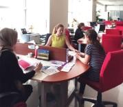 EL EMEĞİ GÖZ NURU - Nallıhan Ve Çamlıdere'de 'Kadın Danışma Birimi' Açıldı