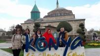 NEÜ 'Beş Şehir' Yolcularını Ağırladı