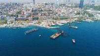 DENIZ OTOBÜSÜ - 'Martı'nın İskeleti Ortaya Çıkmaya Başladı