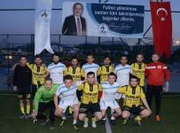 KARAHAYıT - Pamukkale'de 5. Futbol Şöleni'nde Heyecan Artıyor