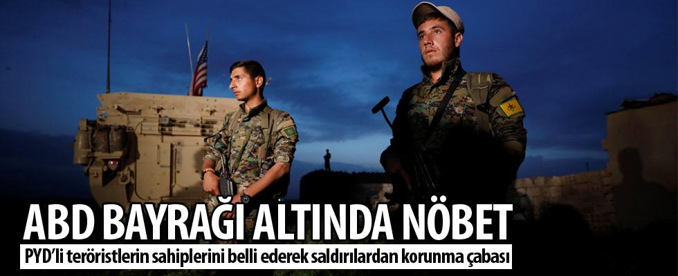 PYD'li teröristlerin Türkiye korkusu