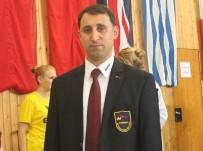 METIN ŞAHIN - Recep Başkan, Avrupa Şampiyonası'nda Hakemlik Yapacak