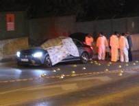 İRAN - Sarıyer'de lüks otomobile silahlı saldırı: 2 ölü