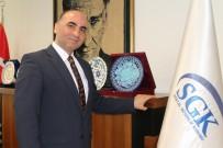 PRİM BORCU - SGK İl Müdürü Hacı Ali Hasgül Açıklaması