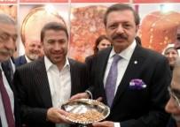 RıFAT HISARCıKLıOĞLU - Siirt TSO Başkanı Kuzu, 'Coğrafi İşaretleri İçin Çalışmaları Sürdüreceğiz'