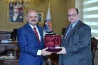 KOLOMBIYA - Şili, Türkiye Ve Doğusundaki Ülkelerle Mersin Üzerinden Ticaret Yapacak