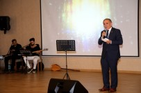 TALAS BELEDIYESI - Talas'ta Şiir Ve Türkü Şöleni