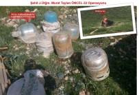 DİYARBAKIR VALİLİĞİ - Teröristlerin Döşediği EYP'ler Teker Teker İmha Edildi