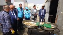 ÖNCÜPINAR - Türkiye'den Sınır Ötesine Sıcak Yemek Desteği
