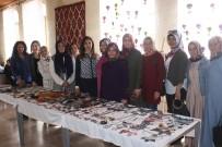 Uçhisar Kadın Kültür Ve Eğitim Merkezi'nde, Deri Ve Aksesuar Sergisi Açıldı