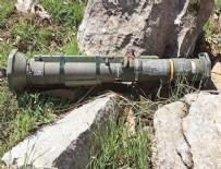 YPG - ABD'nin LAW silahları Hakkari'den çıktı