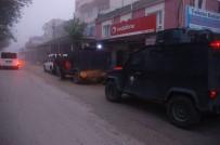 EL YAPIMI BOMBA - Adana'da Terör Operasyonu Açıklaması 8 Gözaltı