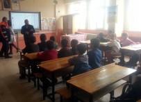 AFET BİLİNCİ - AFAD'ın Okullardaki Afet Bilinci Eğitimleri Devam Ediyor