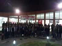 SEÇİLME HAKKI - AK Parti Milletvekili İsen Açıklaması '15 Temmuz'da Ki İrade 16 Nisan'da 'Evet' Diyecek'