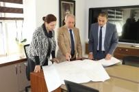 CENGIZ ERGÜN - Alaşehir'in Altyapısı Yenilenecek