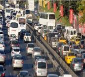 BAHRİYE ÜÇOK - Ankara'da Bu Tarihte Bazı Yollar Trafiğe Kapatılacak