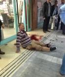 ŞELALE - Antalya'da Bıçaklı Kavga Açıklaması 1 Yaralı