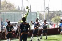 KIMYA - AOSB Futbol Turnuvası'nda Grup Maçları Tamamlandı