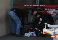 AYDıN DEVLET HASTANESI - Aydın'da Hastane Önünde Unutulan Çanta Paniğe Neden Oldu
