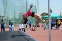 TÜRKİYE ATLETİZM FEDERASYONU - Aydın'daki Atletizm Yarışmaları Tamamlandı