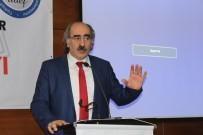 NAMIK KEMAL NAZLI - Ayvalık'ta Eğitim Yönetimi Kalite Çalıştayı Başladı