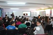 AHMET ÖZKAN - Ayvalık'ta Okul Öncesi Ve İlkokul Öğrencilerine Trafik Eğitimi