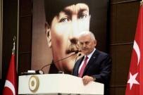 İVEDİK ORGANİZE SANAYİ - Başbakan Yıldırım, Kılıçdaroğlu'na Sert Çıktı