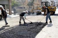 TURGUTREIS - Başkan Aktaş Açıklaması 'Akdeniz'de Asfaltsız Tek Bir Sokak Bırakmayacağız'