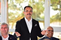 MEHMET SELİM KİRAZ - Başkan Cahan; 'Kılıçdaroğlu Kerhen Hayır Diyor'