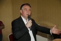 OSMAN KARAASLAN - Başkan Duruay Ve Milletvekili Alparslan Gölbaşılılara Referandumu Anlatıyor