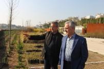 OSMAN HAMDİ BEY - Başkan Köşker, AK Parti Genel Başkan Yardımcısı Ataş'ı Ağırladı