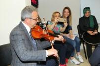 GEBZE BELEDİYESİ - Başkan Köşker'den Spor Merkezine Ziyaret