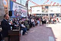 HÜSEYİN ÜZÜLMEZ - Başkan Üzülmez, Yeni Hizmet Birimlerinin Açılış Törenine Katıldı
