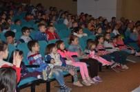 ÇOCUK TİYATROSU - Bozüyük'te Çocuklar İçin Tiyatro Şöleni