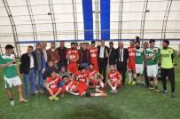 KEÇİÖREN BELEDİYESİ - Bulanık'ta 'Halı Saha' Turnuvası