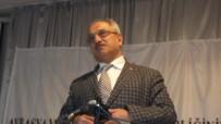 ANAYASA TASLAĞI - Burhaniye'de Prof. Erbay Yeni Anayasa Taslağını Anlattı
