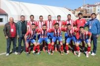 HÜSEYIN ARSLAN - Çat Gençlikspor Finale Çıktı