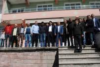 MILLI GÜVENLIK KURULU - Çaturoğlu 'Halkımız Kimin Kiminle İş Tuttuğunu İyi Biliyor'