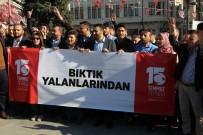 İŞGAL GİRİŞİMİ - CHP İl Başkanlığı Önünde Kılıçdaroğlu'nun O Sözlerine Protesto