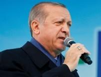Cumhurbaşkanı Erdoğan'dan Kılıçdaroğlu'na 'darbe' cevabı