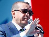 Cumhurbaşkanı Erdoğan'dan CHP'li Bozkurt'a tepki