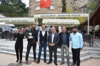 YAKIN TAKİP - Dinar'ın Ünlü Türküsüne Klip Çekimi Yapıldı