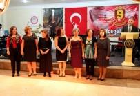 ZEYTINLI - Eğitim Derneği, 9' Ncu Kuruluş Yıl Dönümünü Kutladı