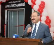 MUHAMMET GÜVEN - ERÜ Diş Hekimliği Fakültesi Hastanesi Ameliyathanesine Eski Dekan Prof. Dr. Alper Alkan'ın İsmi Verildi