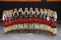 Halk Oyunları Bölge Grup Yarışmaları Kahramanmaraş'ta Tamamlandı