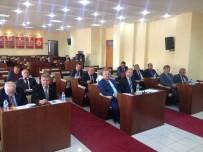 GAYRİ AHLAKİ - İl Genel Meclisi Nisan Ayı Toplantıları Başladı
