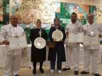 TAŞKıRAN - Kahramanmaraş'ın Döğme Pilavı, Paşa Kebabı Ve Çullama Menüsüne Altın Madalya